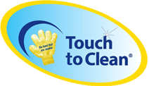pulizia, touch to clean